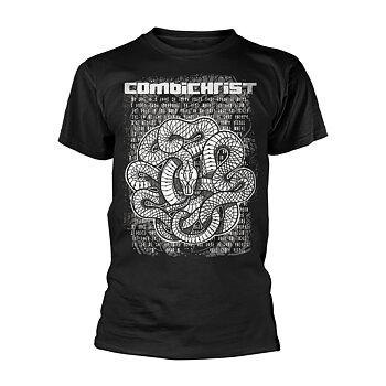 COMBICHRIST - T-SHIRT, EXIT ETERNITY