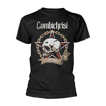 COMBICHRIST - T-SHIRT, SKULL