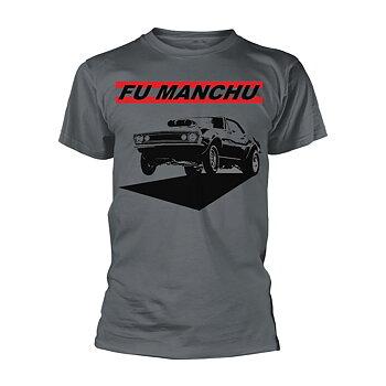 FU MANCHU - T-SHIRT, MUSCLES