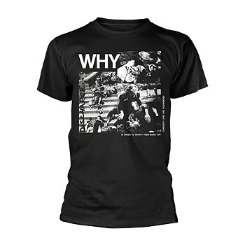 DISCHARGE - T-SHIRT, WHY