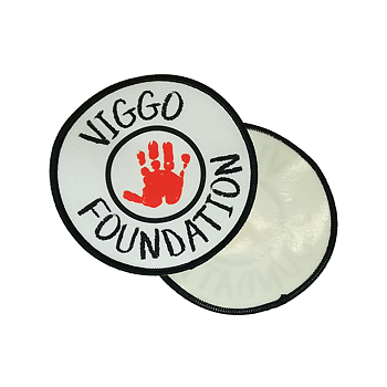 VIGGO FOUNDATION - PATCH (LIMMAD BAKSIDA)