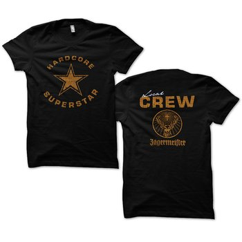 HARDCORE SUPERSTAR - T-SHIRT, LOCAL CREW