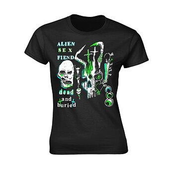 ALIEN SEX FIEND - GIRLIE, DEAD AND BURIED