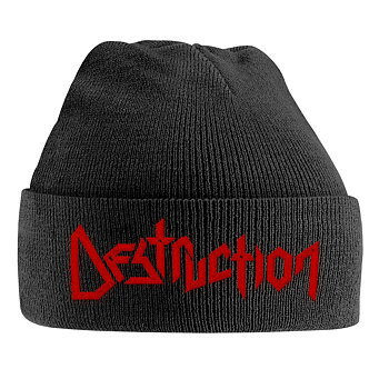 DESTRUCTION - HAT, LOGO