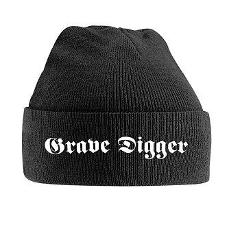 GRAVE DIGGER - HAT, LOGO
