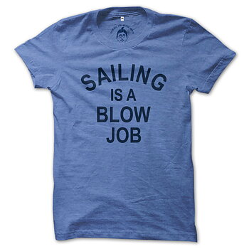 SOS - T-SHIRT, SAILING