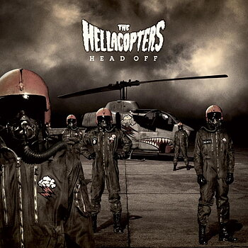 HELLACOPTERS - HEAD OFF (CD)