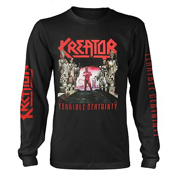 KREATOR - LONG SLEEVE, TERRIBLE CERTAINTY