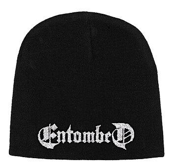 ENTOMBED - BEANIE HAT, LOGO