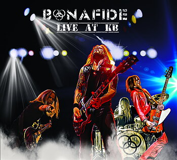 BONAFIDE - LIVE AT KB (CD)