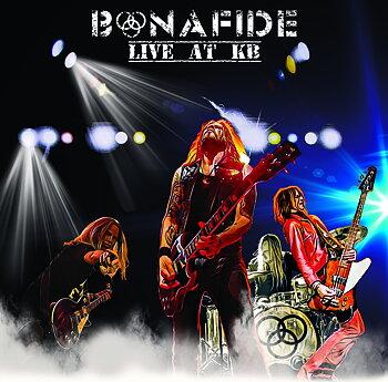 BONAFIDE - LIVE AT KB (VINYL LP)