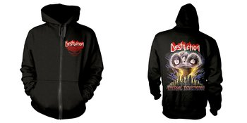 DESTRUCTION - ZIP HOOD, ETERNAL DEVASTATION