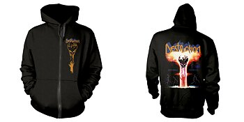 DESTRUCTION - ZIP HOOD, INFERNAL OVERKILL