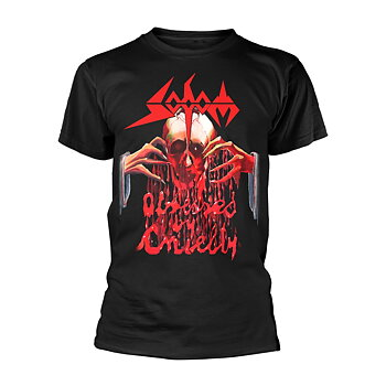 SODOM - T-SHIRT, OBSESSED BY CRUELTY