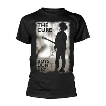 THE CURE - T-SHIRT, BOYS DON'T CRY