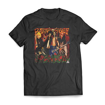 BACKYARD BABIES - T-SHIRT, BABYLON