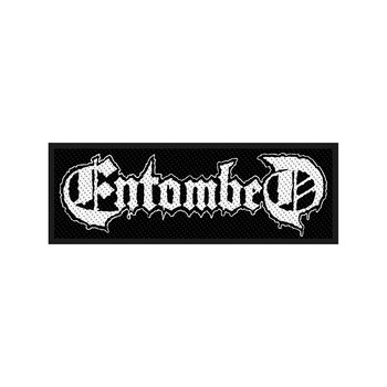 ENTOMBED - PATCH, LOGO