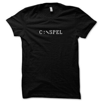 C-kolon Backslash Spel – T-Shirt Herr