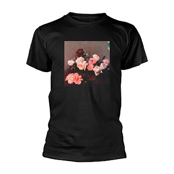 NEW ORDER - T-SHIRT, POWER CORRUPTION AND LIES