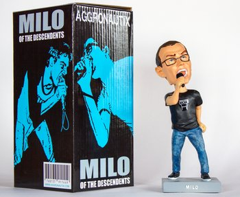 THROBBLE HEADS - MILO FROM DESCENDENTS