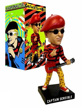 THROBBLE HEADS - CAPTAIN SENSIBLE FROM THE DAMNED