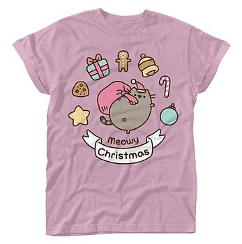 PUSHEEN - GIRLIE, MEOWY CHRISTMAS