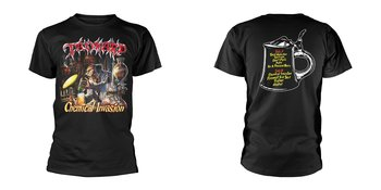 TANKARD - T-SHIRT, CHEMICAL INVASION