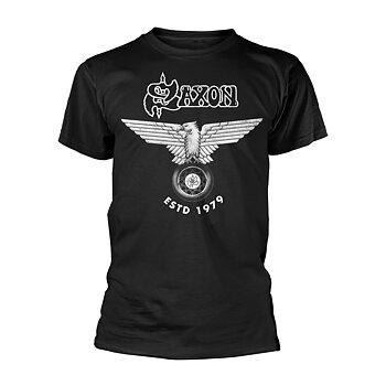 SAXON - T-SHIRT, ESTD 1979