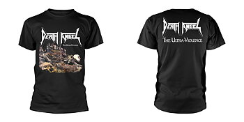 DEATH ANGEL - T-SHIRT, THE ULTRA-VIOLENCE (BLACK)