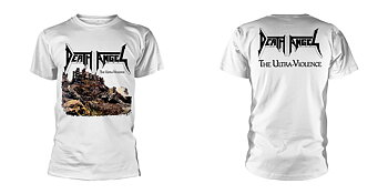 DEATH ANGEL - T-SHIRT, THE ULTRA-VIOLENCE (WHITE)