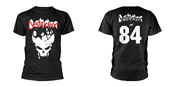 DESTRUCTION - T-SHIRT, EST 84