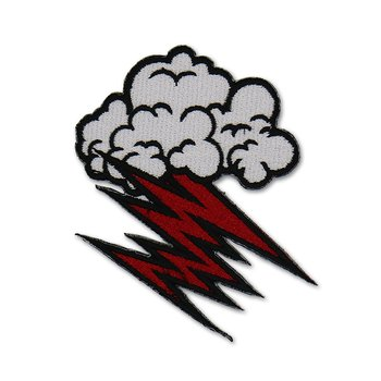 HELLACOPTERS - PATCH, CLOUD
