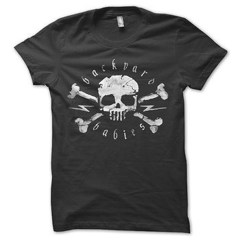 BACKYARD BABIES - T-SHIRT, SKULL -15