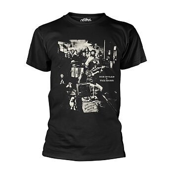 BOB DYLAN - T-SHIRT, BOB DYLAN & THE BAND
