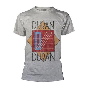 DURAN DURAN - T-SHIRT, LOGO