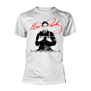 ELVIS PRESLEY - T-SHIRT, TROUBLE