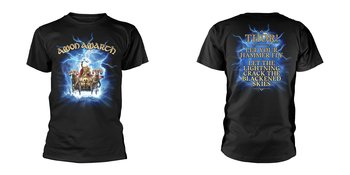 AMON AMARTH - T-SHIRT, CRACK THE SKY