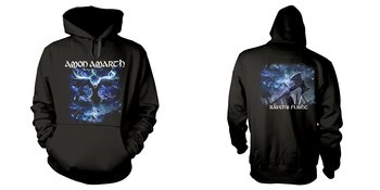 AMON AMARTH - HOODIE, RAVEN'S FLIGHT (BLACK)