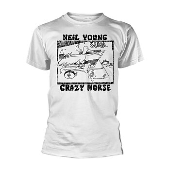 NEIL YOUNG - T-SHIRT, ZUMA (ORGANIC)