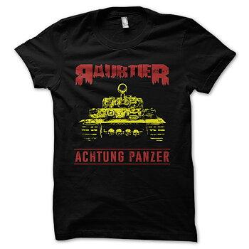 RAUBTIER - T-SHIRT, ACHTUNG PANZER -19