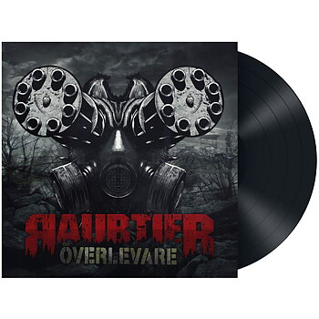 RAUBTIER - ÖVERLEVARE (VINYL LP) SIGNERAD!