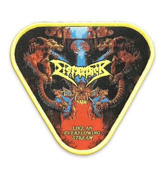 DISMEMBER - PATCH, EVERFLOWING STREAM (YELLOW)