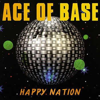 ACE OF BASE - HAPPY NATION (2-LP)
