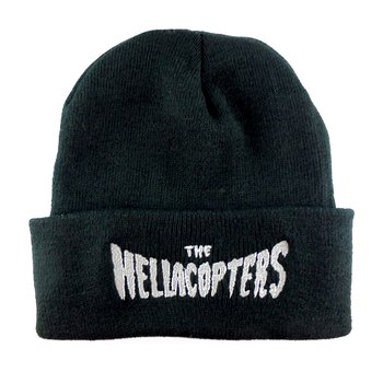 HELLACOPTERS - WINTER HAT, LOGO