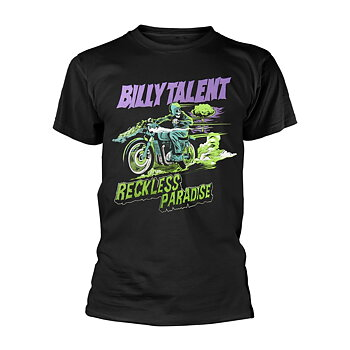 BILLY TALENT - T-SHIRT, RECKLESS PARADISE
