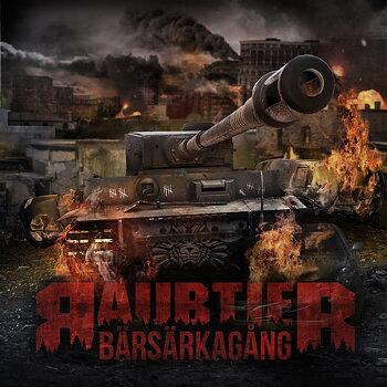 RAUBTIER - BÄRSÄRKAGÅNG (CD) SIGNERAD!
