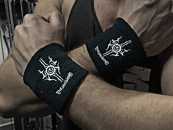THE UNGUIDED - SWEATBAND, CREST
