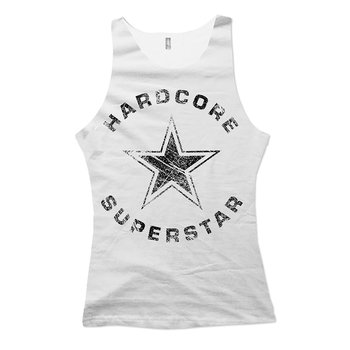 HARDCORE SUPERSTAR - LADY TOP, TRASH LOGO VINTAGE