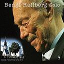 Bengt Hallberg: Solo (cd)