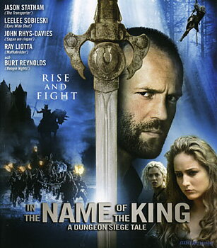 In the Name of the King (Blu-ray) (Begagnad)